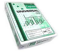 Бумага офисная 100 листов Captain Univ A4 80г/м.кв.