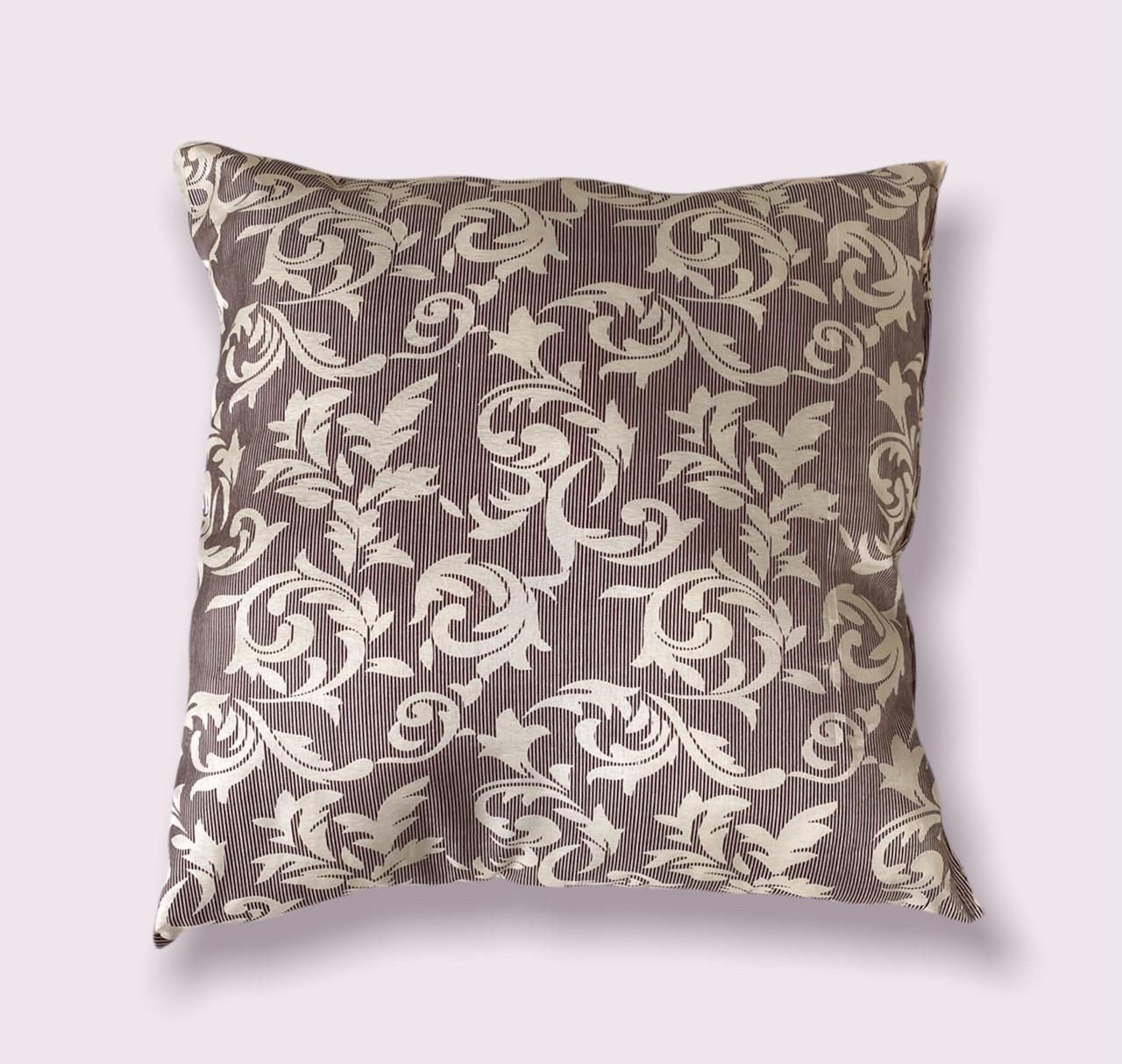Подушка наповнювач холофайбер 50х50/Маленька подушка/ Подушка на диван/Дитяча подушка