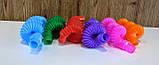 Развивающая сенсорная детская игрушка Pop Tube антистресс поп туб 8 шт набор 15х1 см POP-TB-47, фото 3