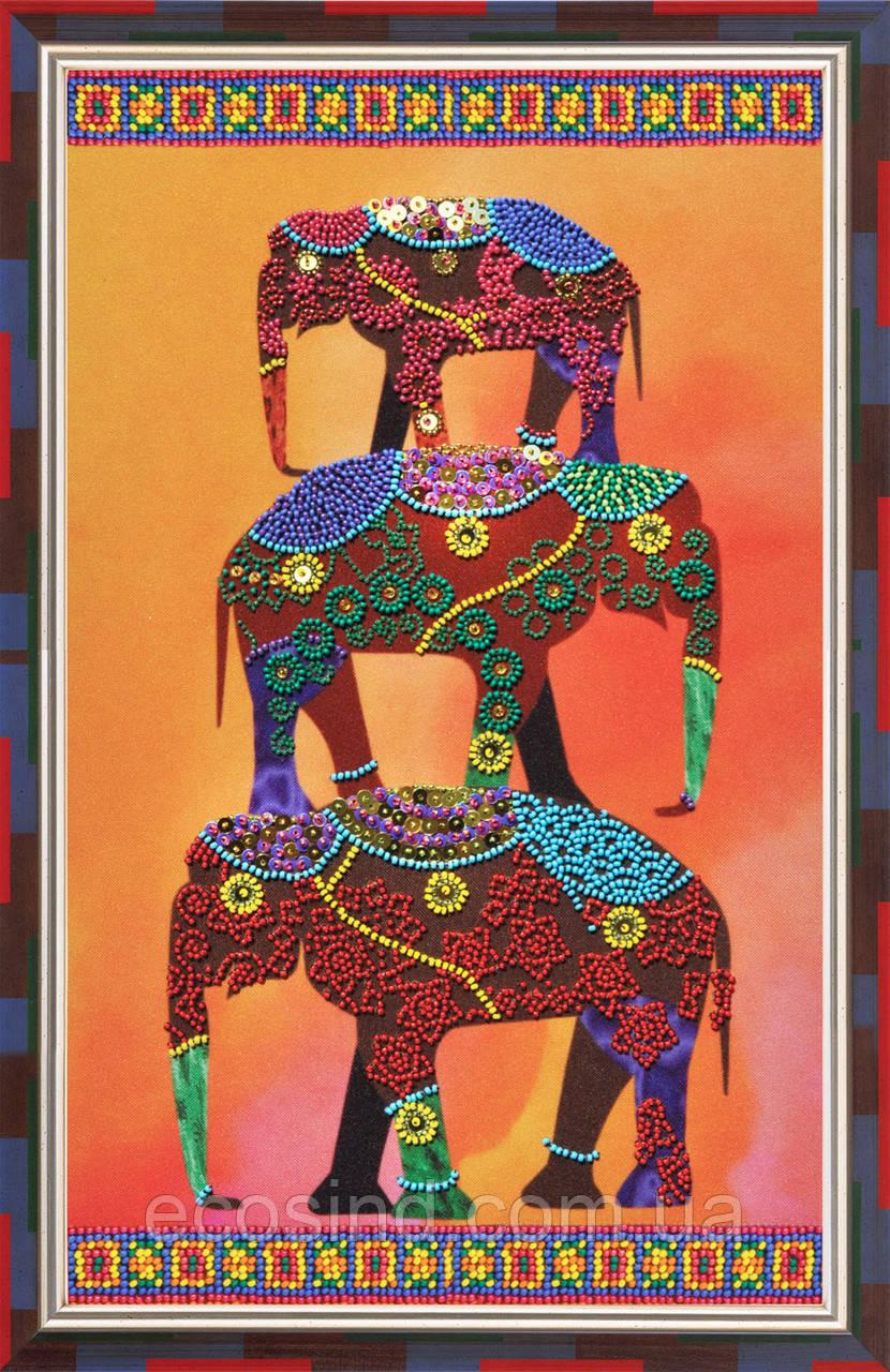 Вышивка бисером африканские мотивы