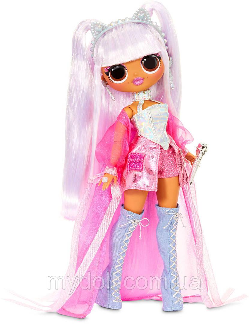 УЦЕНКА!!! Кукла ЛОЛ ОМГ Королева Китти Оригинал LOL OMG Remix Kitty K - L.O.L Surprise! O.M.G. 567240