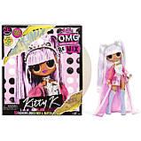 УЦЕНКА!!! Кукла ЛОЛ ОМГ Королева Китти Оригинал LOL OMG Remix Kitty K - L.O.L Surprise! O.M.G. 567240, фото 2