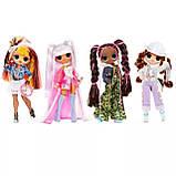 УЦЕНКА!!! Кукла ЛОЛ ОМГ Королева Китти Оригинал LOL OMG Remix Kitty K - L.O.L Surprise! O.M.G. 567240, фото 6