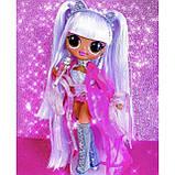 УЦЕНКА!!! Кукла ЛОЛ ОМГ Королева Китти Оригинал LOL OMG Remix Kitty K - L.O.L Surprise! O.M.G. 567240, фото 7