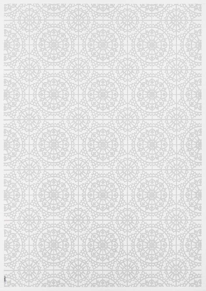Килим двосторонній Narma Raadi 160х230 см Білий