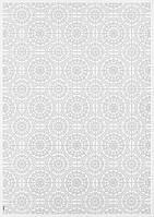 Килим двосторонній Narma Raadi 160х230 см Білий, фото 1