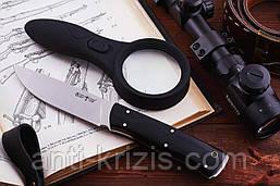 Нож нескладной 2601 LWP (Grand Way)+2 подарка+бесплатная доставка или скидка!
