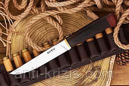 Нож нескладной 2447 AKP (Grand Way)+2 подарка+бесплатная доставка или скидка!