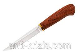 Нож нескладной 2103 W (Grand Way)+2 подарка+бесплатная доставка или скидка!