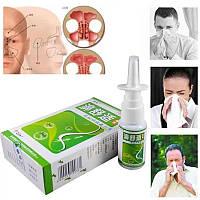 """Медичний Спрей для носа """"Бі Шу Ши Пен Цзи"""" (BiShuShiPenJi) з лікувальними травами від застуди і нежиті"""
