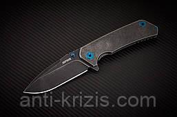 Ніж складаний 9008 SB (San Ren Mu knives)+2 подарунка+безкоштовна доставка або знижка!
