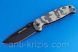 Ніж складаний H6 camo dark-7768 (Real Steel)+2 подарунка+безкоштовна доставка або знижка!