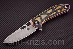 Нож складной CH 3509 (CH Knives)+2 подарка+бесплатная доставка или скидка!