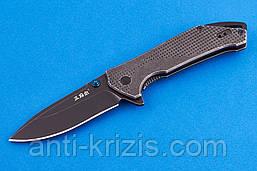 Ніж складаний 9015 SB (San Ren Mu knives)+2 подарунка+безкоштовна доставка або знижка!