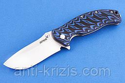 Ніж складаний 1005 GQ (San Ren Mu knives)+2 подарунка+безкоштовна доставка або знижка!