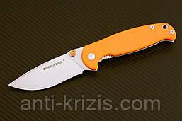 Ніж складаний H6-S1 orange-7776 (Real Steel)+2 подарунка+безкоштовна доставка або знижка!