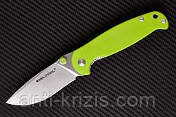 Ніж складаний H6-S1 fruit green-7775 (Real Steel)+2 подарунка+безкоштовна доставка або знижка!