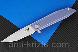 Ніж складаний Shogun-BT1701B (Bestech knives)+2 подарунка+безкоштовна доставка або знижка!