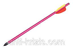 Стрелы для арбалета 6 шт Стрелы-AL14/6R (алюминий) ()