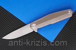 Ніж складаний S3 puukko front flipper-9521 (Real Steel)+2 подарунка+безкоштовна доставка або знижка!