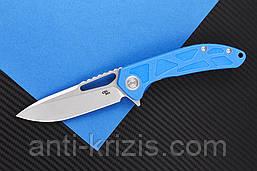 Нож складной CH 3509-blue (CH Knives)+2 подарка+бесплатная доставка или скидка!