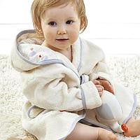 Детский халат (размеры до 3 лет), Natures Purest