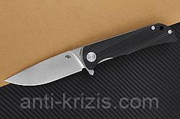 Нож складной CH 3001-G10-black (CH Knives)+2 подарка+бесплатная доставка или скидка!