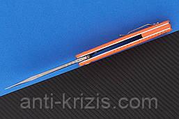 Нож складной CH 3004-G10-orange (CH Knives)