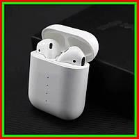 Наушники TWS беспроводные сенсорные в кейсе Bluetooth 5.0 Белые i666 Zessl