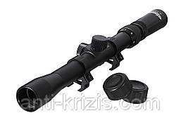 Прицел оптический 3-7х20 BASSELL (Bassell)+2 подарка+бесплатная доставка или скидка!