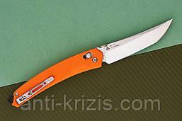 Ніж складаний 9211-GJ (San Ren Mu knives)+2 подарунка+безкоштовна доставка або знижка!