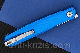 Ніж складаний G5 metamorph mk II blue-7838 (Real Steel)+2 подарунка+безкоштовна доставка або знижка!