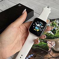 Умные Смарт Часы Smart Watch X7 Уведомление Пульсометр,Тонометр ,Сенсорный Экран (Белый)