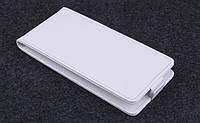 Чехол флип для Acer Liquid E700 белый