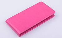 Чехол флип для Acer Liquid E700 розовый