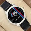 Стильные наручные часы Украина BMW M Power m Silver/Black 1053-0109