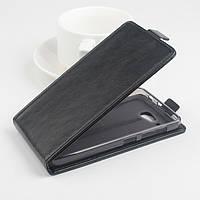Чехол флип для Acer Liquid Z520 DualSim чёрный