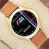 Популярные наручные часы Украина BMW M Power c Gold/Brown 1053-0112