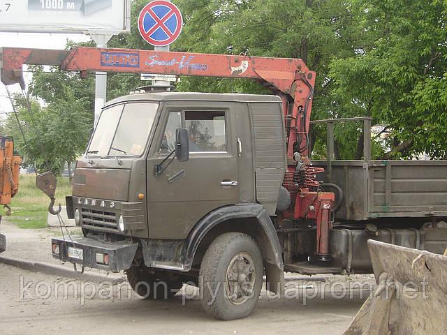 Аренда крана Киев