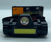 Налобный фонарик X-BAIL BL-8101 ((HEAD TORCH)) (120шт)