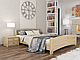 Кровать из дерева Венеция ( из массива ), фото 2