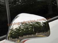 Хромированные накладки на зеркала Opel Mokka 2013+