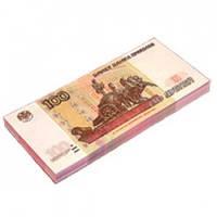Сувенир пачка 100 рублей Жириновский