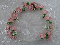 Арка со цветами