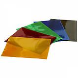 Обложки пластиковые А4 прозрачные Agent 180мк уп/100шт ассорти, 1510486, фото 2