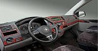 Декоративные накладки салона Volkswagen Т5/T6 (фольксваген т5/т6 (2010>)