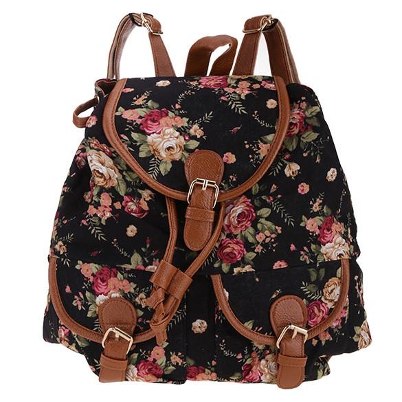 Жіночий рюкзак СС5929 Чорний