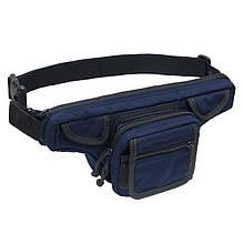 Поясная сумка для оружия DANAPER Defender (170x350x110мм), синяя