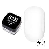 Гель-фарба OXXI Professional № 02 (5 г)