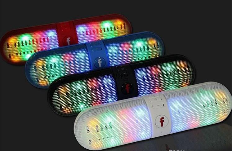 Bluetooth колонка beats pill LED КОПИЯ  *1342